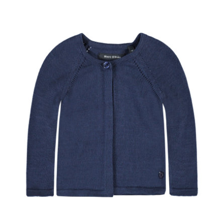 Marc O'Polo Girls Strickjacke mood indigo
