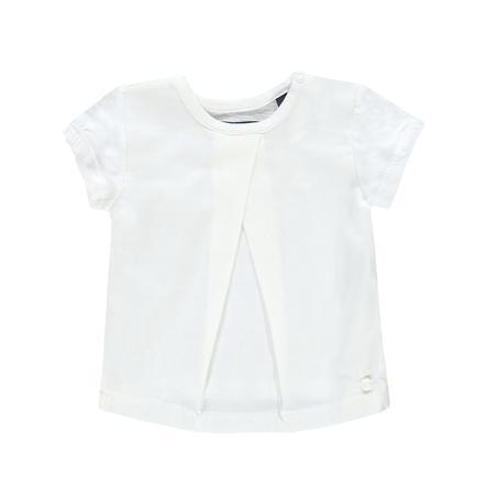 Marc O'Polo Girl jest T-Shirt śnieżnobiały.