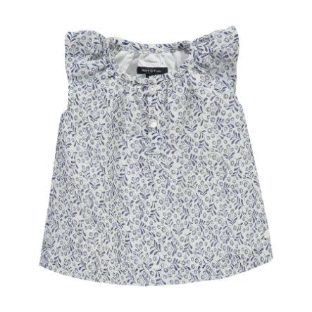 Marc O'Polo Girls Kleid flowers white