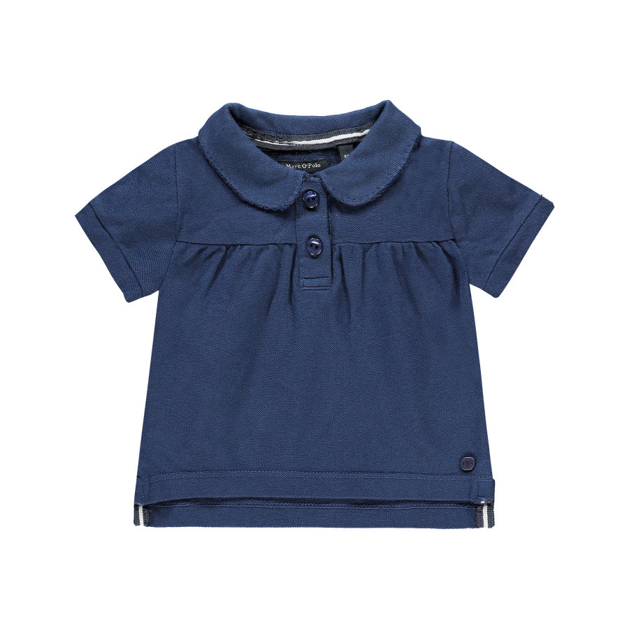 Marc O'Polo Girls Poloshirt mood indigo
