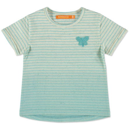 STACCATO Girls T-Shirt pool Streifen
