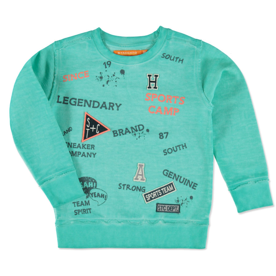STACCATO Boys Sweatshirt mint