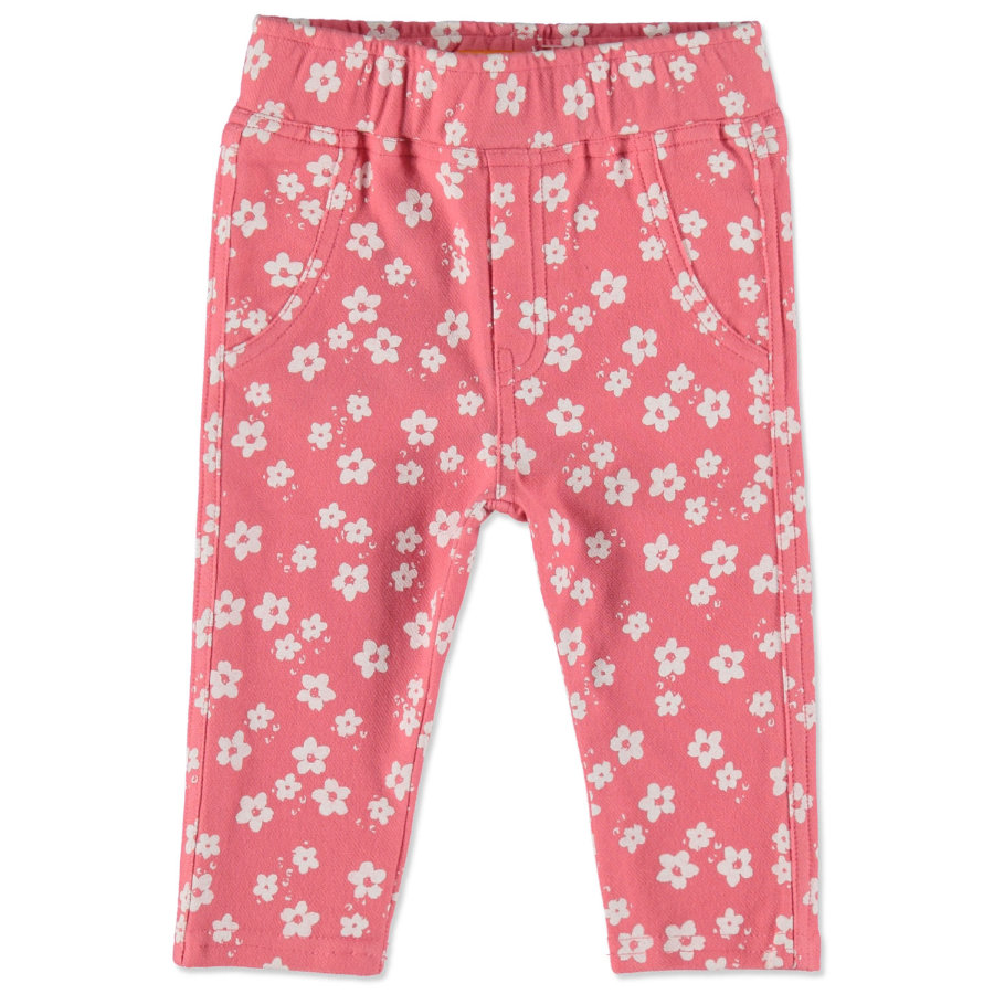 STACCATO Girls Jeggings melon blumen