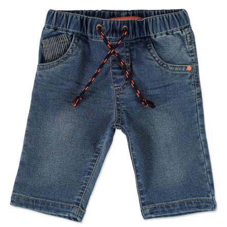 STACCATO Boys Jogg-Bermudy's blue denim