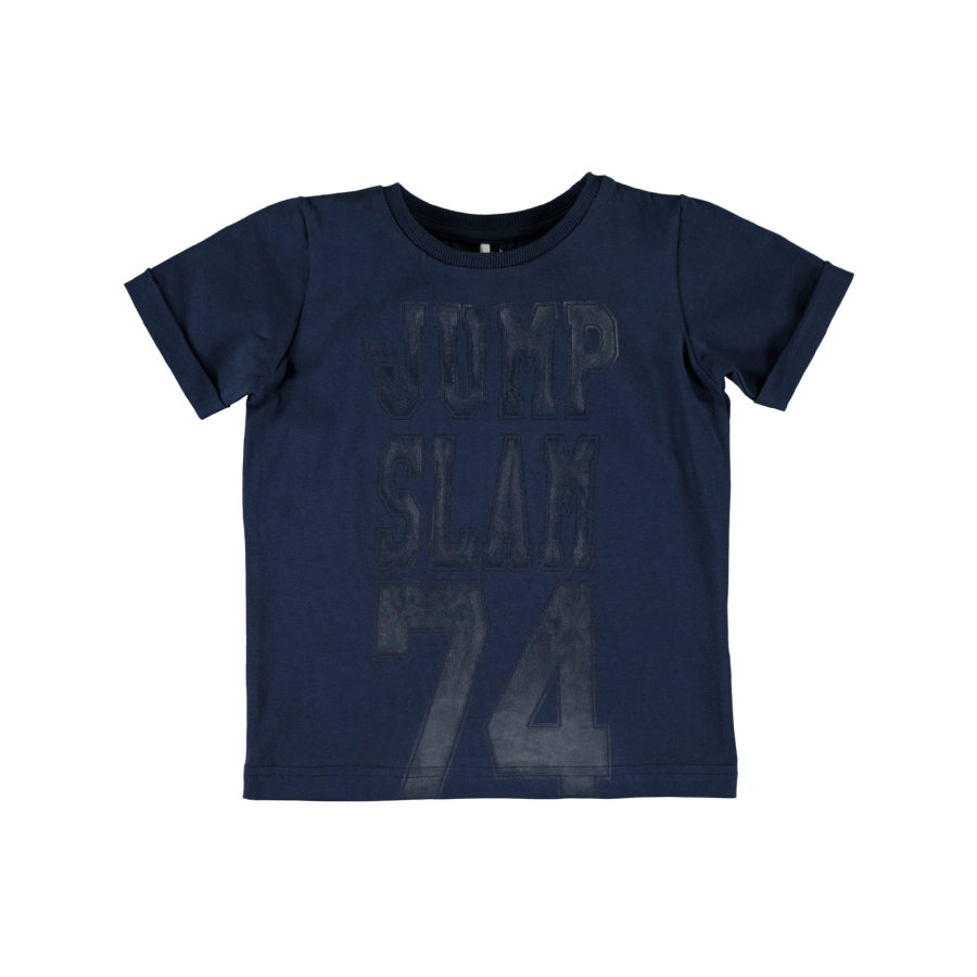 name it Boys T-Shirt Jakob dress blues