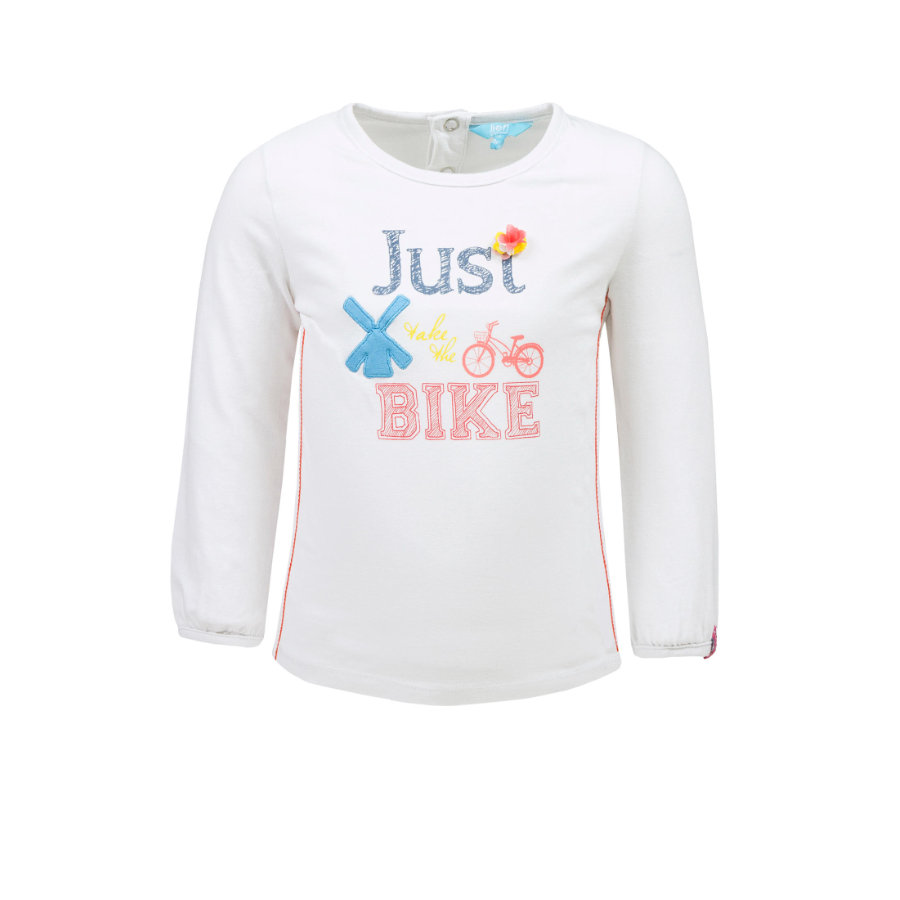lief! Girls Longsleeve bright white