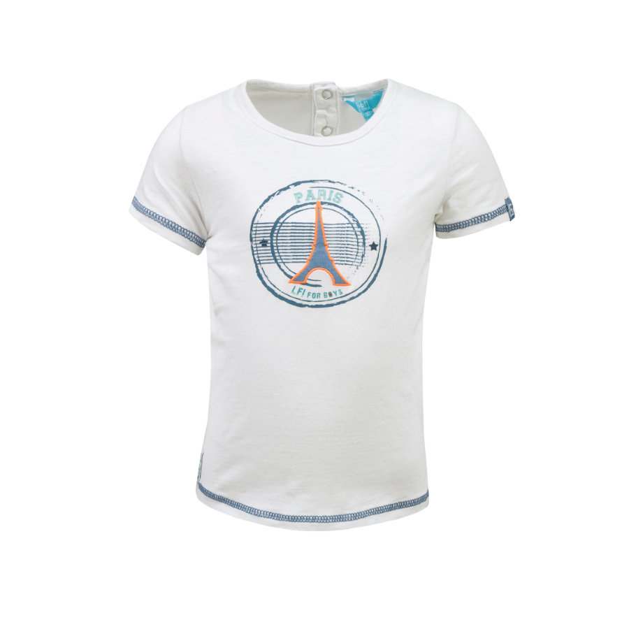 correva! Bianco Boys T-Shirt brillante!