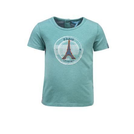 ran ! mélange Boys T-Shirt baltique