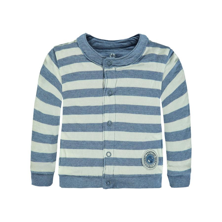 KANZ Boys chaqueta reversible moonlight blue