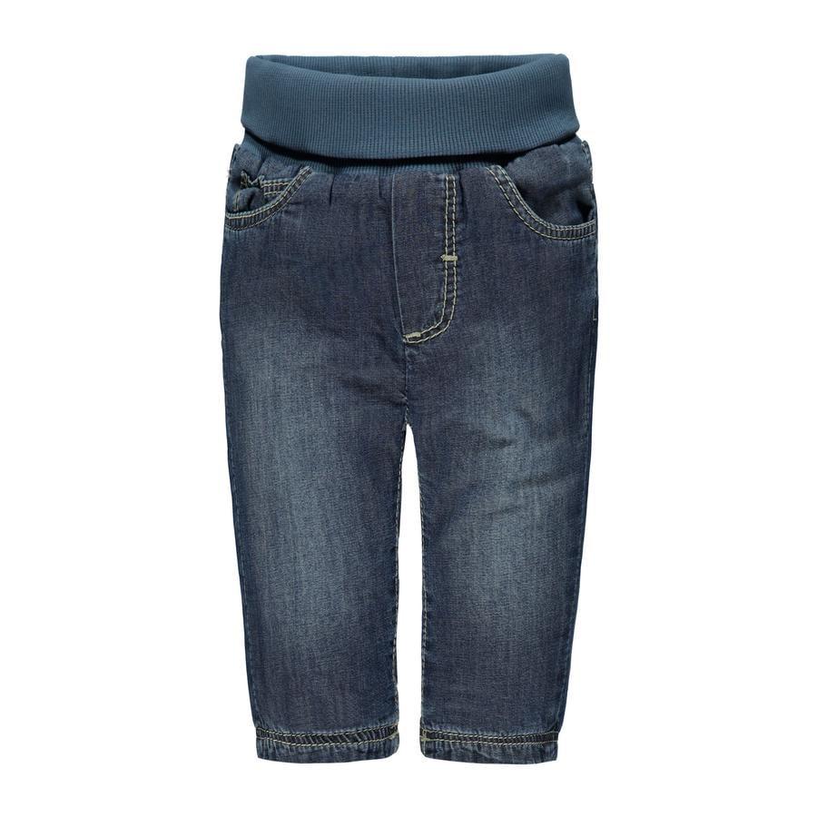 KANZ Jean-bukse mørkeblå denim