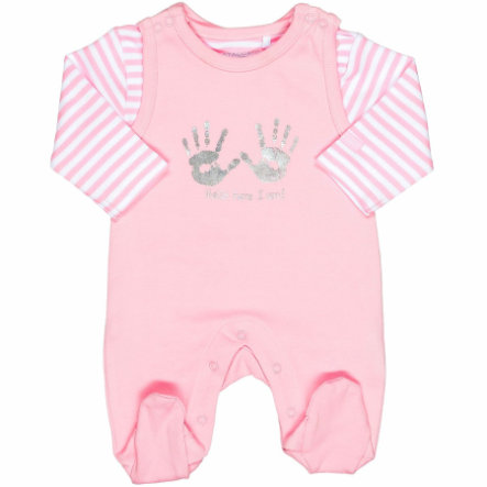 STACCATO Girls Strampler Set rose