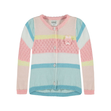 KANZ Girls Strickjacke stripe