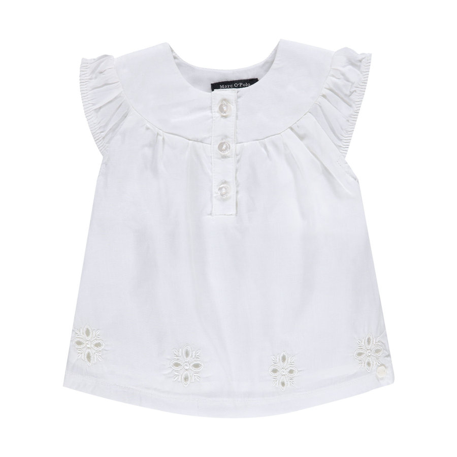 Marc O'Polo Girls T-Shirt Erdbeere allover