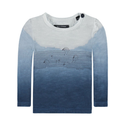 Marc O'Polo Boys Longsleeve mood indigo