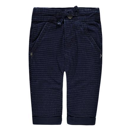Marc O'Polo Boys Spodnie nastrój indigo niebieski