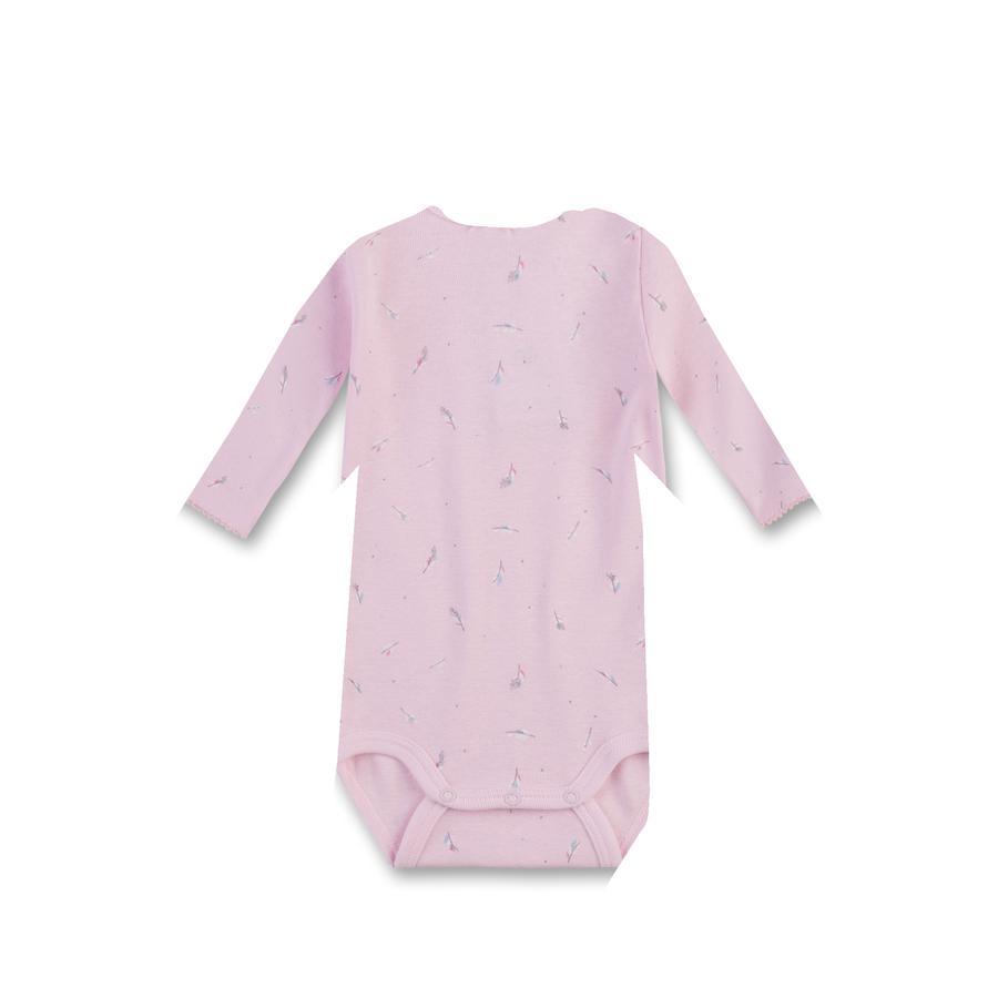Sanetta Girls Body 1/1 Arm rosa