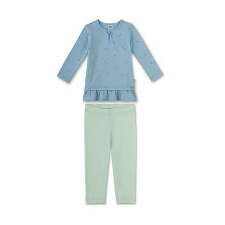 Sanetta Girls Schlafanzug 2-teilig blau
