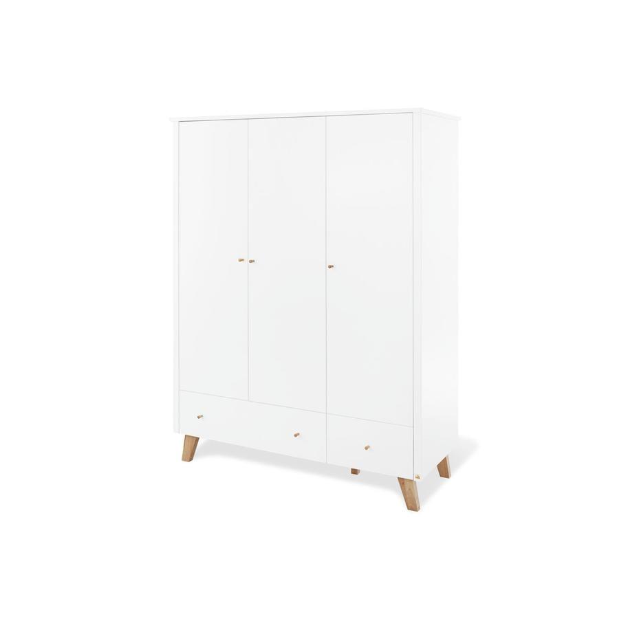 Pinolino šatní skříň Pan třídveřová