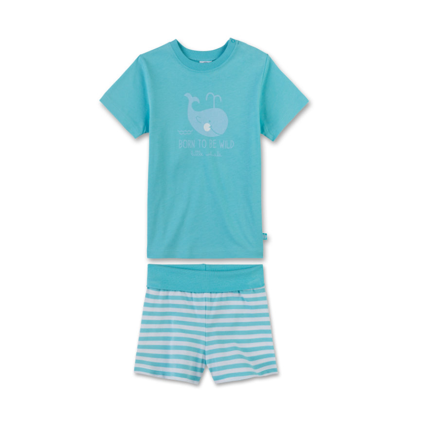 Sanetta Boys Shorty 2 pièces turquoise turquoise