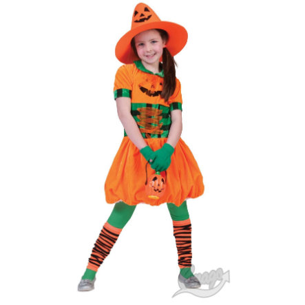 Funny Fashion Costume Carnaval enfant Citrouille