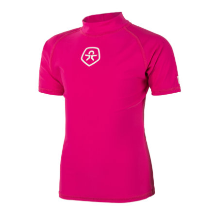 COLOR KIDS Svømme T-Shirt Timon Peak Pink