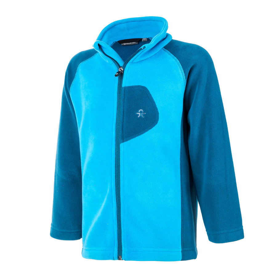 COLOR KIDS Kurtka polarowa Rafting Moroccan Blue