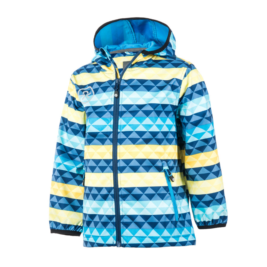 COLOR KIDS Softshelljacke Tadimir Estate Blue