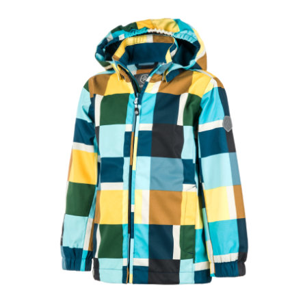 COLOR KIDS Boys Kurtka Thobias Moroccan Blue