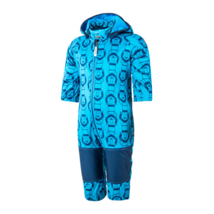 COLOR KIDS Kombinezon Softshello Tajo Diva Blue