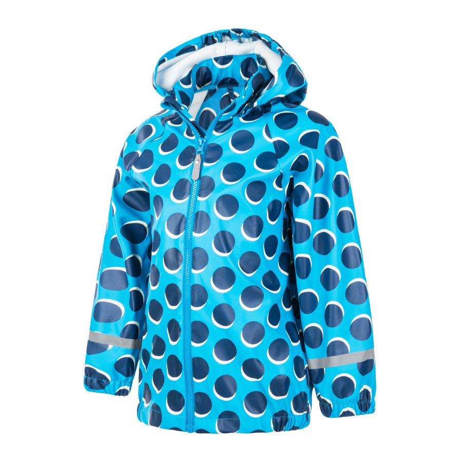 COLOR KIDS Regenjacke Terla Estate Blue