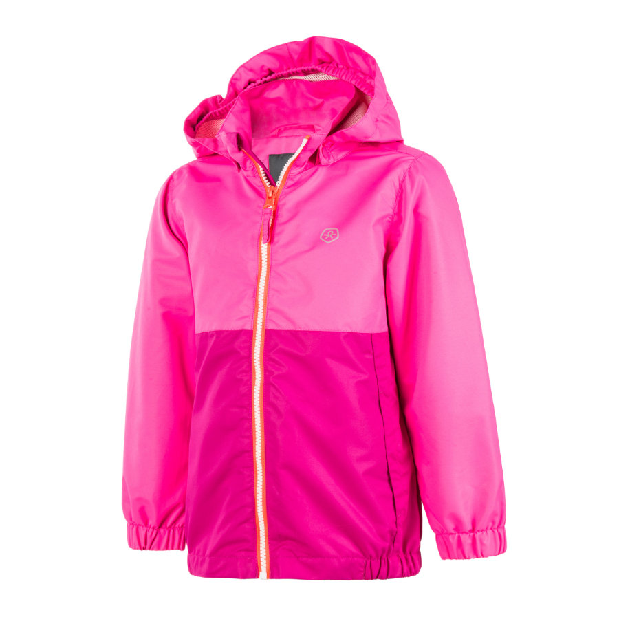 COLOR KIDS Jacke Thy Pink Glo