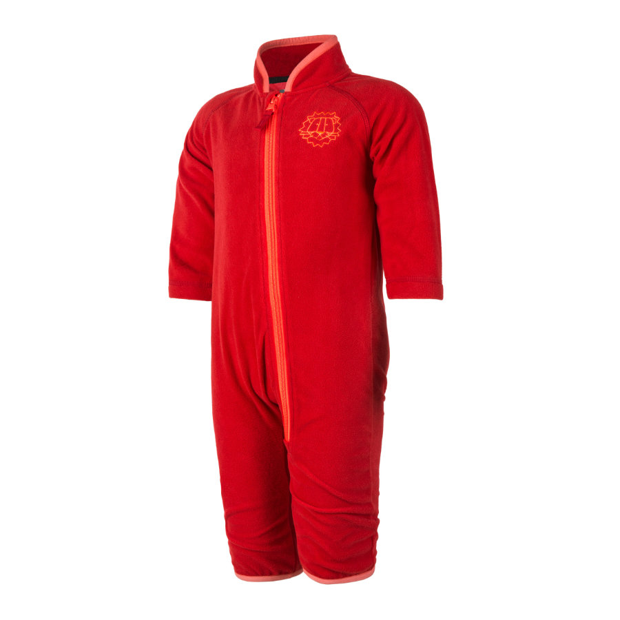 COLOR KIDS Fleeceoverall Timpi Racing Red