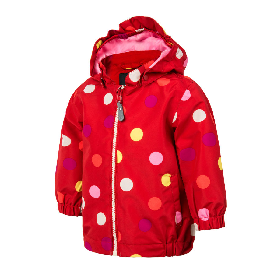 COLOR KIDS Jacke Torke Racing Red