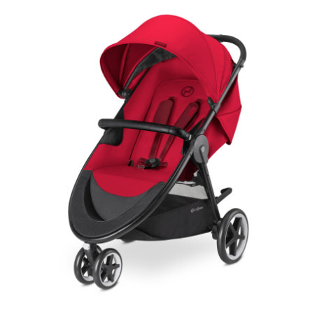 CYBEX Passeggino Agis M-Air 3 Infra Red - Red