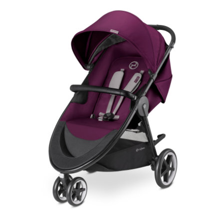 cybex GOLD Kinderwagen Agis M-Air 3 Mystic Pink - Purple