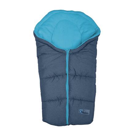 Altabebe Zimní fusak Alpin do kočárku - tmavě šedo-modrý