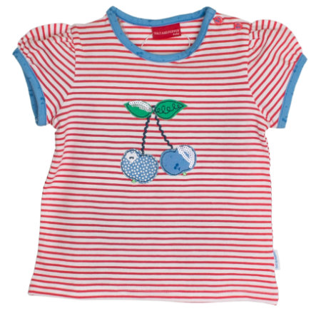 SALT AND PEPPER Girls T-Shirt Ringel Kirschen red