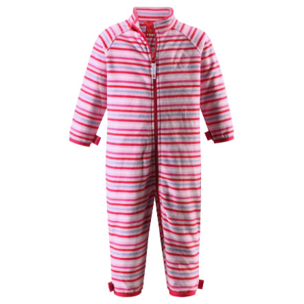 reima Fleece Overall Kiesu Pale rose
