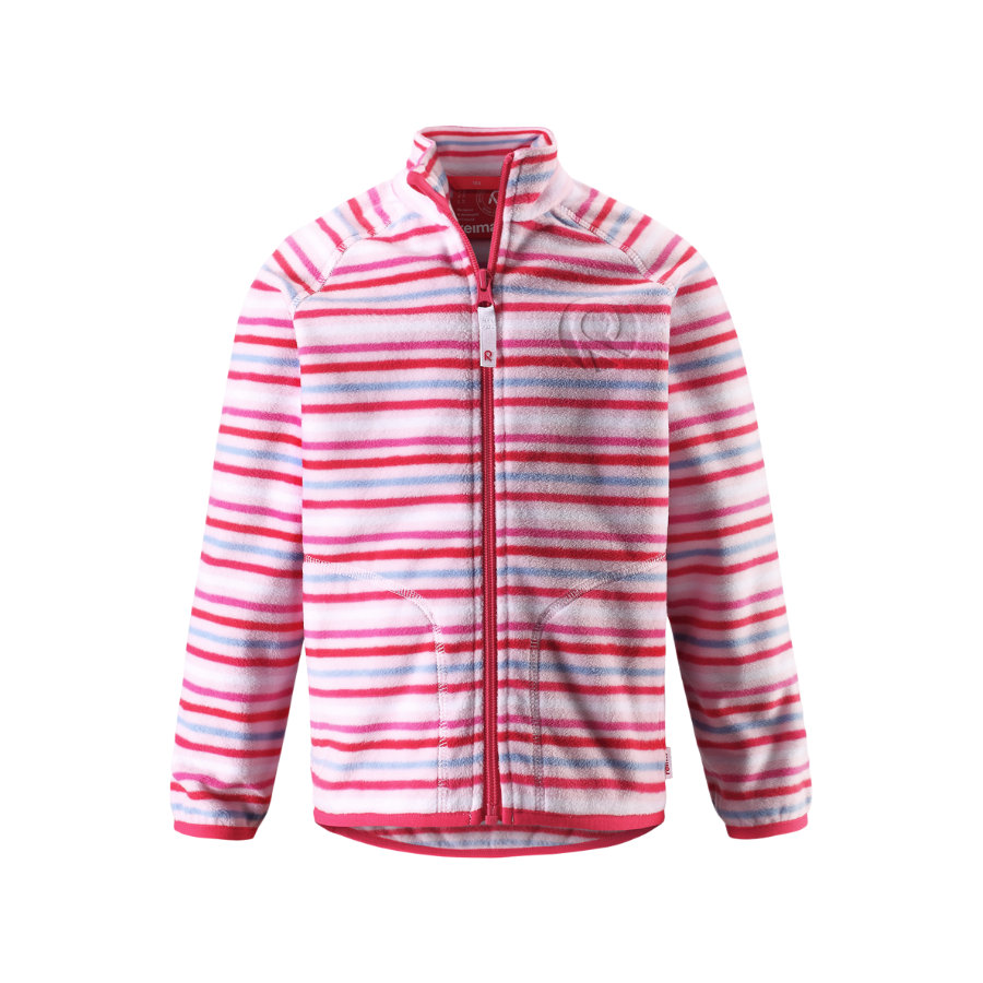 reima Fleece Jacke Inrun Pale Rose