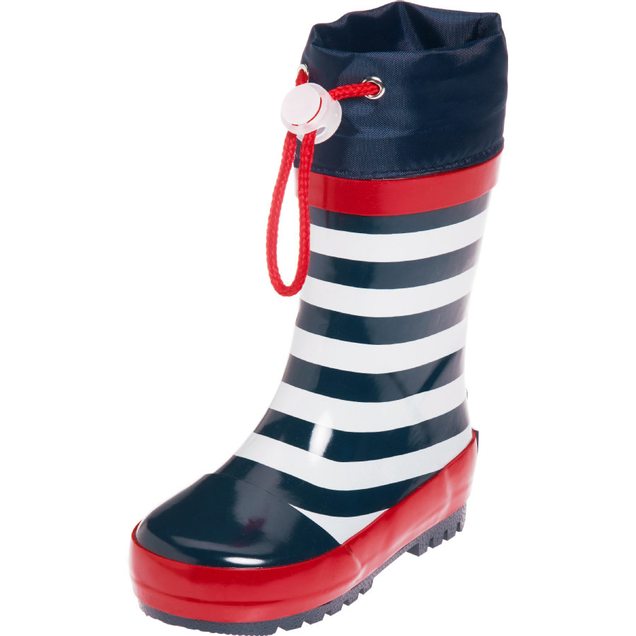 Playshoes gummistøvler maritim