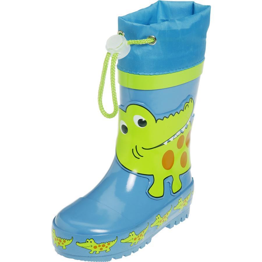 Playshoes Rubberen Laarzen Krokodil
