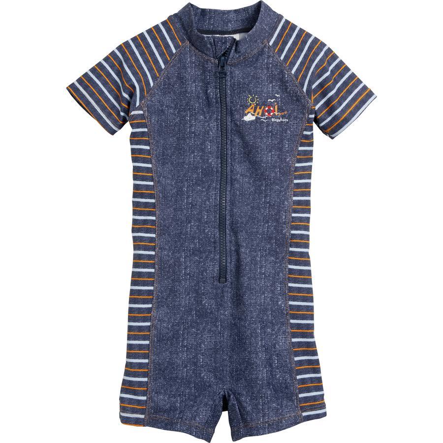 PLAYSHOES Costume intero Protezione Anti-UV Ahoi blu jeans
