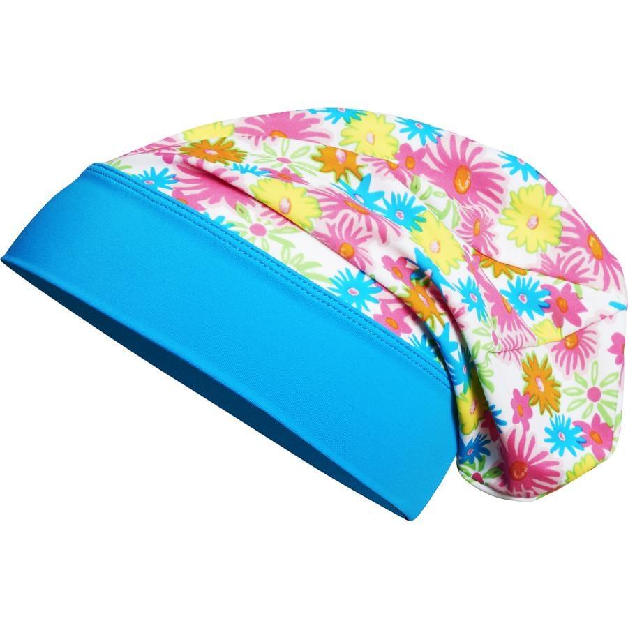 Playshoes Bonnet de protection UV Mer de fleurs