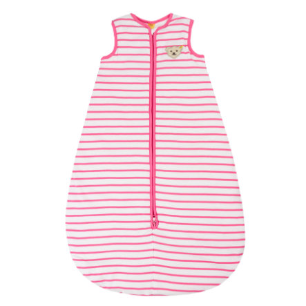 Steiff Girls Schlafsack hot pink
