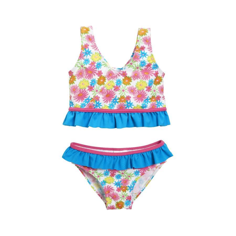 Playshoes Protezione UV bikini mare di fiori