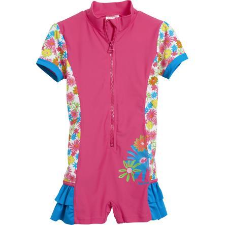 PLAYSHOES Costume intero Protezione Anti-UV fiorellini