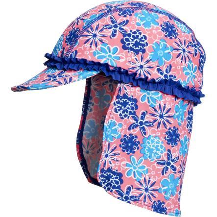 Playshoes Casquette enfant, protection UV, Ohé, bleu