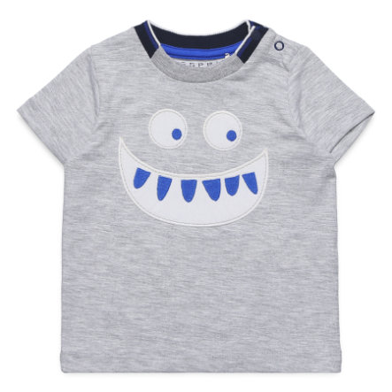 ESPRIT T-Shirt grau Monster