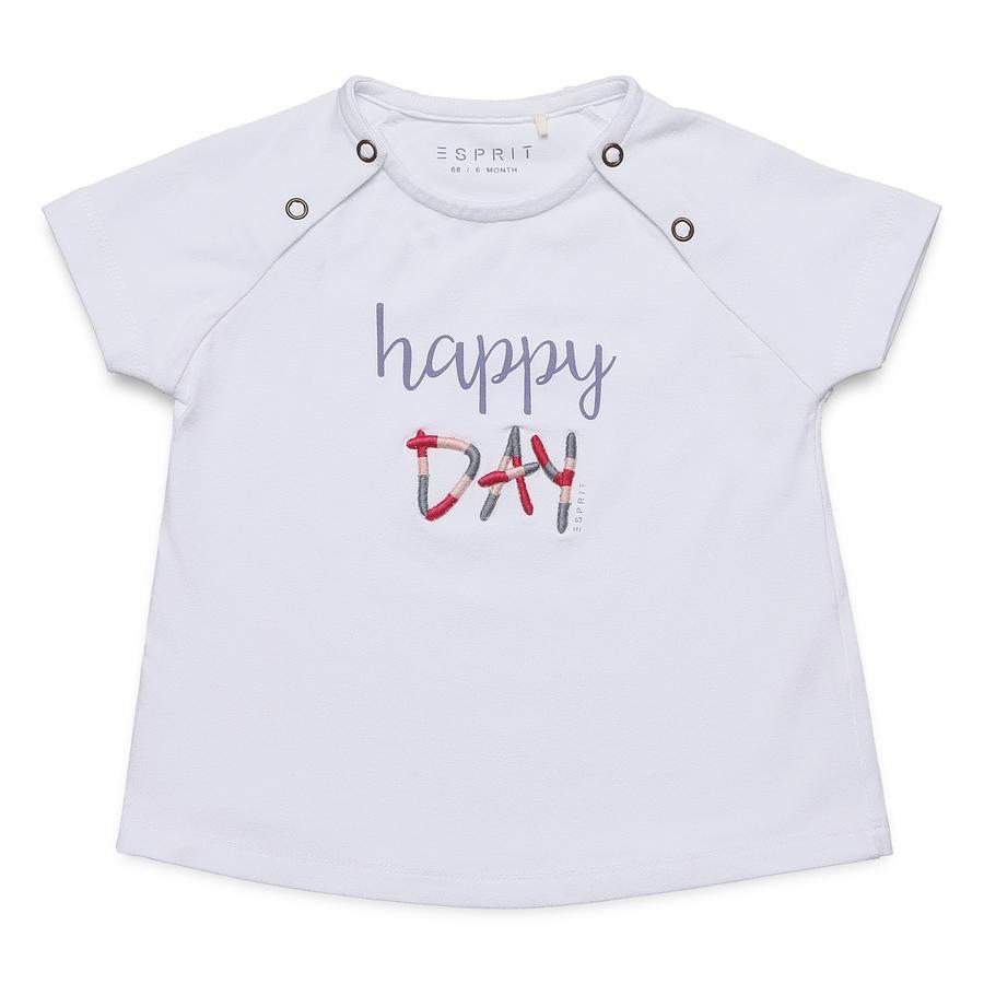 ESPRIT T-Shirt Gelukkige dag