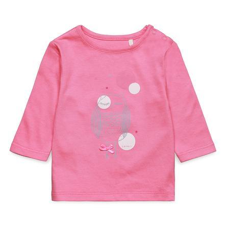 ESPRIT Lange mouw shirt snoep roze